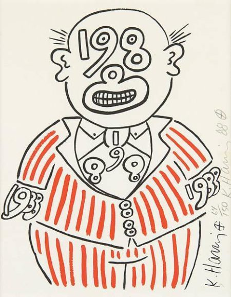 Keith Haring-Keith Haring - 1988-1988