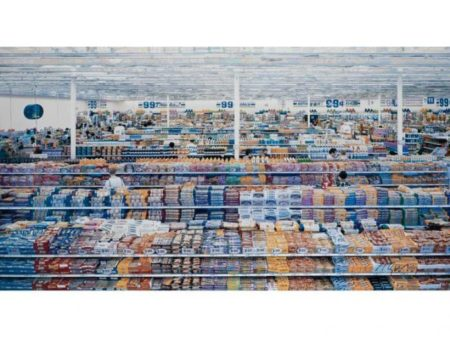 Andreas Gursky-99 Cent-