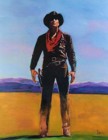 Richard Prince-Cowboy-2013