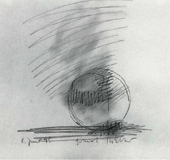 Gerhard Richter-Kugel (Sphere)-1995