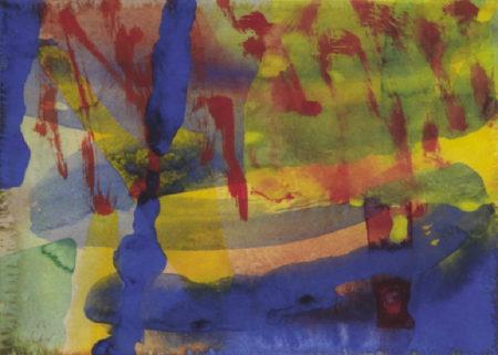 Gerhard Richter-Q. E.-1984