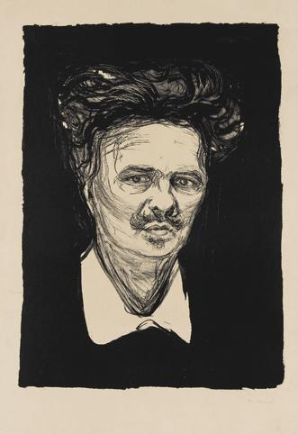 August Strindberg-1896