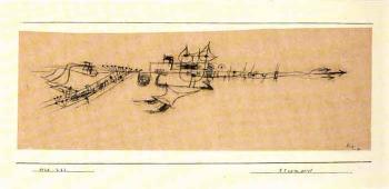 Paul Klee-Stromgeist-1920