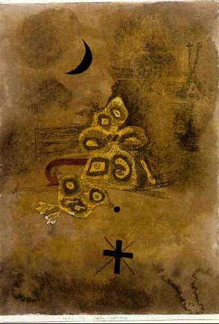 Paul Klee-Seelen Wanderung-1923