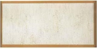 Yves Klein-Monochrome blanc-1957
