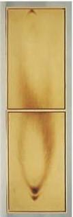 Yves Klein-Peinture de feu, F 125-1961