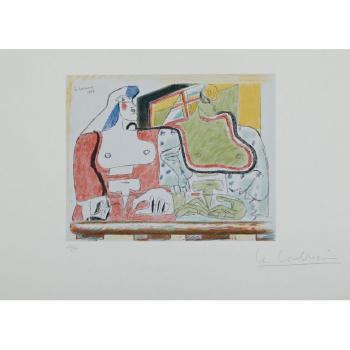 Le Corbusier-Quatre sujets-1936