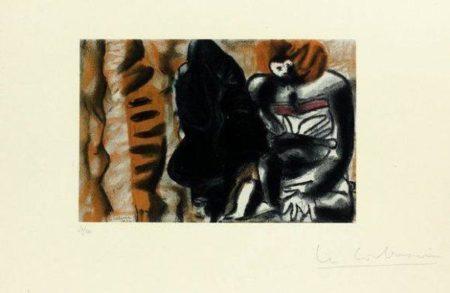 Le Corbusier-Trois sujets-1938