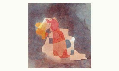Paul Klee-Zurucklehnende (Woman Leaning Back) (Femme Penchee En Arriere)-1929