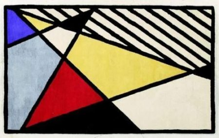 Roy Lichtenstein-Composition-