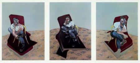 Francis Bacon-Triptyque-