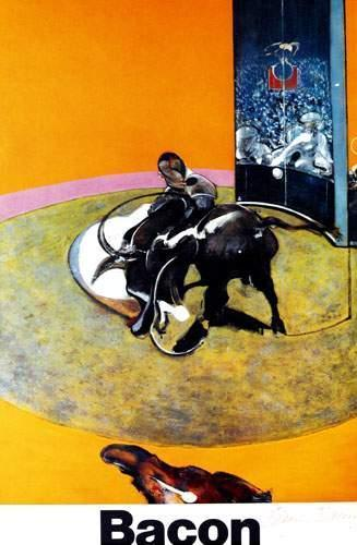 Francis Bacon-Bullfight-1972