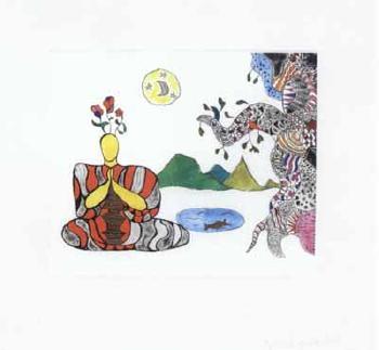 Niki de Saint Phalle-Buddah-1999