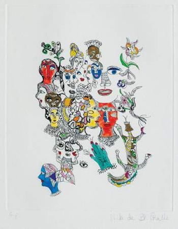 Niki de Saint Phalle-Buddah-2000