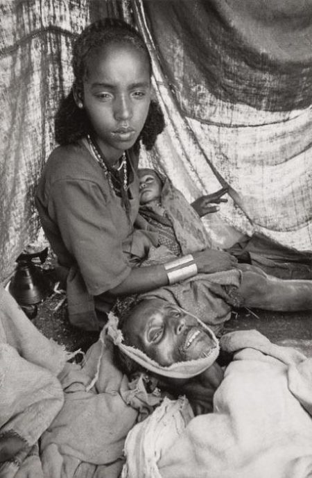 The Journey of Hunger, Ethiopia-1985