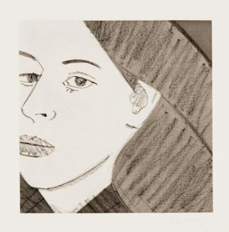 Alex Katz-From Light as Air-1987