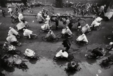 Sebastiao Salgado-Bicycles, China-1989