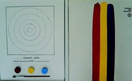 Jasper Johns-Target-1970