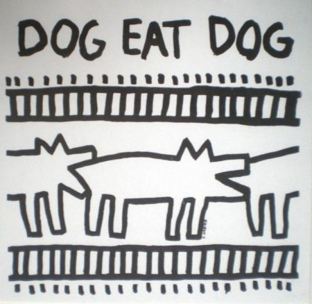 Keith Haring-Keith Haring -Dog Eat Dog-