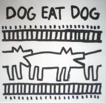 Keith Haring-Keith Haring -Dog Eat Dog-