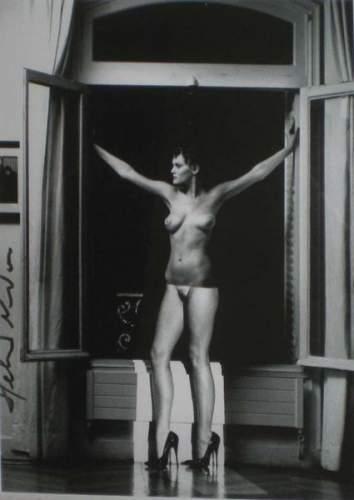 Helmut Newton-Nude-
