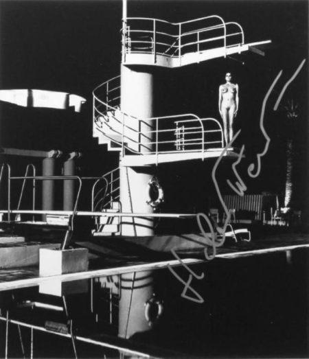 Helmut Newton-Nudo-