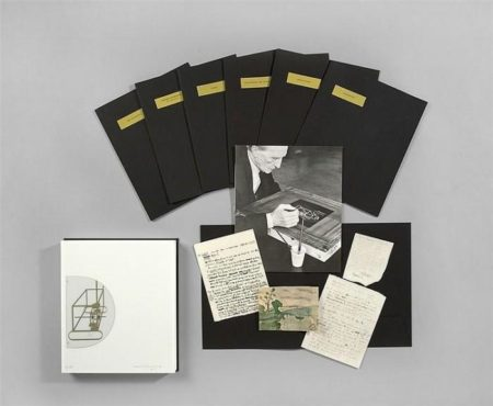 Marcel Duchamp-A l'Infinitif (The Infinitive [The White Box])-1967