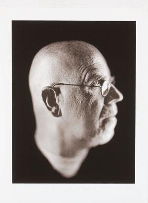 Self portrait / Autoritratto-2002