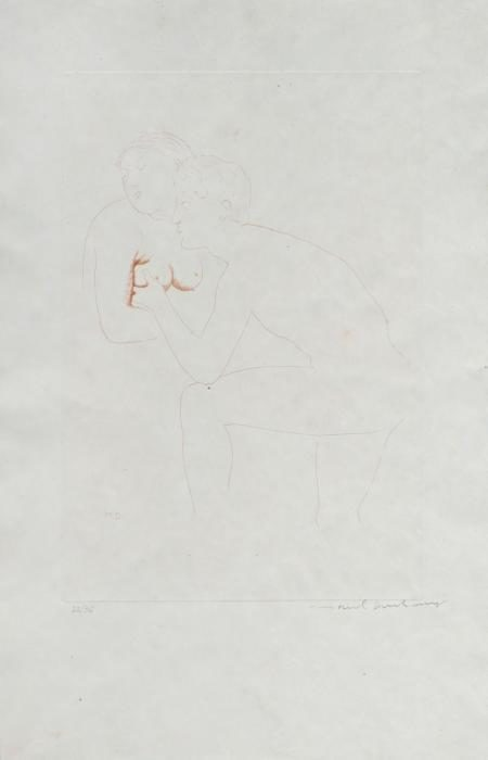 Morceaux choisis d'apres Ingres, II-1968