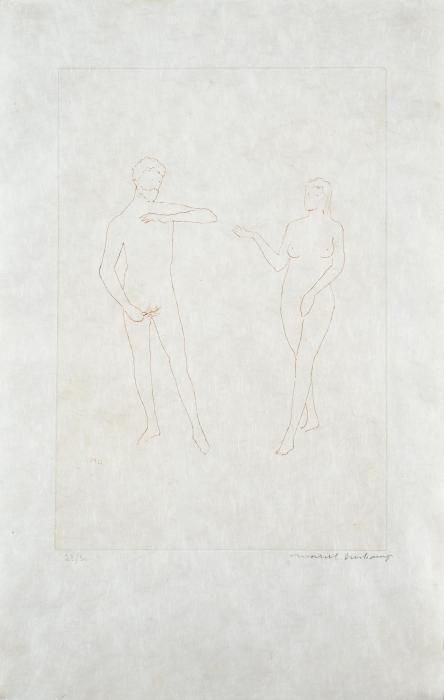 Marcel Duchamp-Morceaux choisis d'apres Cranach et Relache-1968