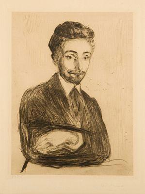 Edvard Munch-Helge Rode-1897