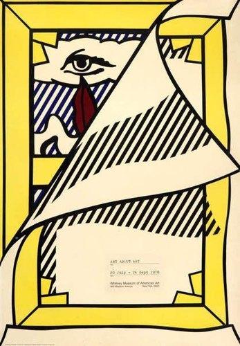 Roy Lichtenstein-Art About Art-1978
