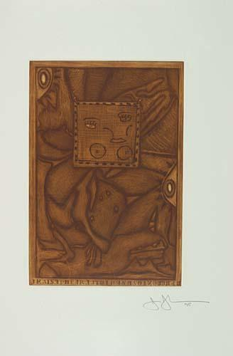 Jasper Johns-Untitled-1996