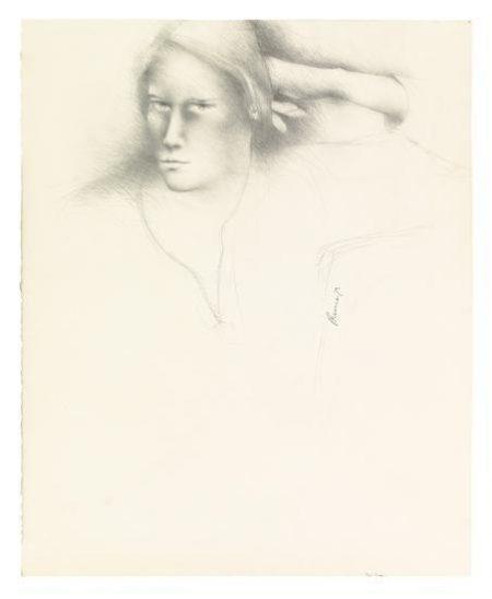 Richard Prince-Self Portrait-1973