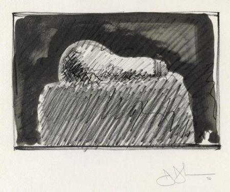 Jasper Johns-Light Bulb (ULAE 170)-1976