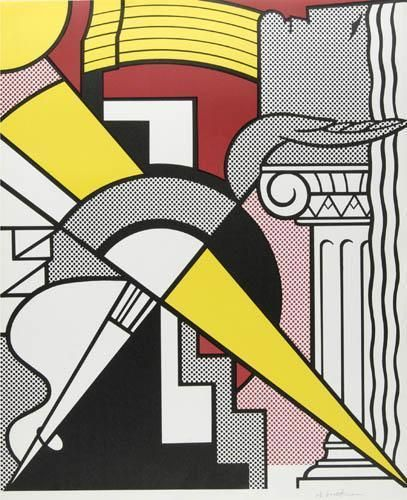 Roy Lichtenstein-Stedelijk Museum Poster-1967