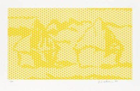 Roy Lichtenstein-Haystack #1-1969