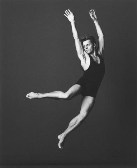 Annie Leibovitz-Mikhail Barishnikov, Florida-1990