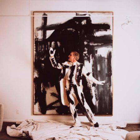Annie Leibovitz-Steve Martin, Beverly Hills-1981