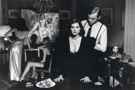 Helmut Newton-Home Movies, Paris-1980