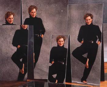 Annie Leibovitz-Meryl Streep-1986
