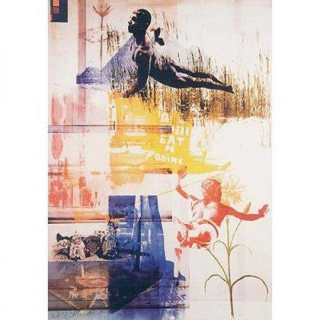 Robert Rauschenberg-Robert Rauschenberg - Isola di San Lazzaro, Venezia-1996