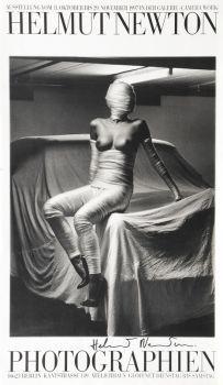 Helmut Newton-Photographien in der Galerie Camera Work-1997