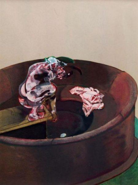 Francis Bacon-Senza titolo-