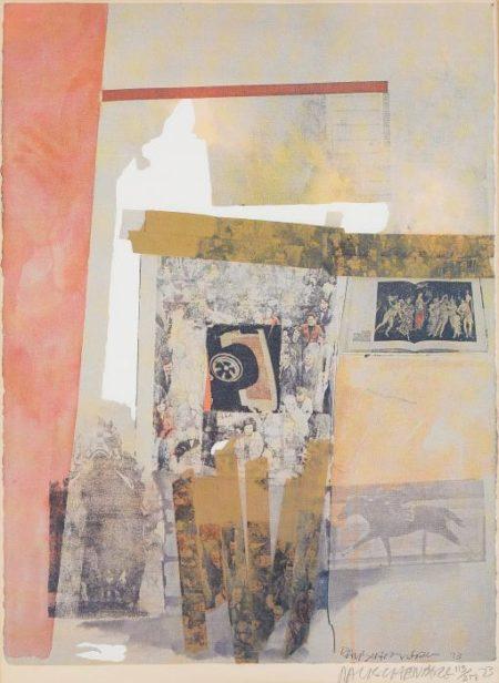 Robert Rauschenberg-Robert Rauschenberg - Watermark-1973