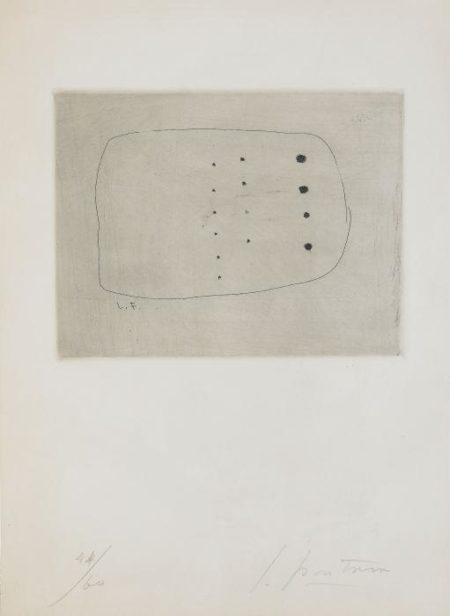 Lucio Fontana-Composition-1962