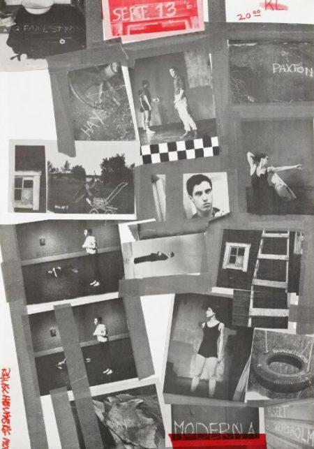 Robert Rauschenberg-Robert Rauschenberg - 5 New York kvallar-1964