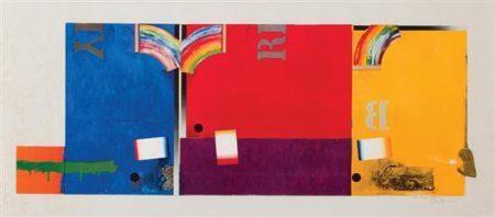 Jasper Johns-Untitled-1965
