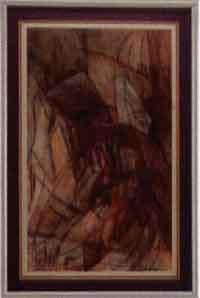 Marcel Duchamp-Abstract-