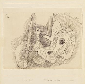Paul Klee-Stilleben Zu Drei-1929